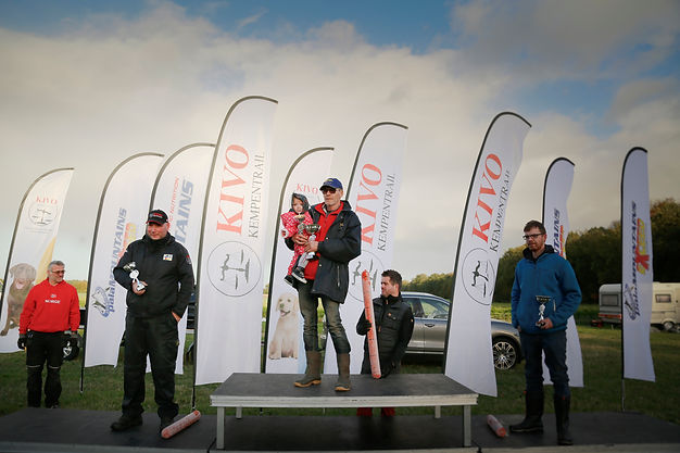 Kivo Kempentrail 2017 derde plaats 8 hon