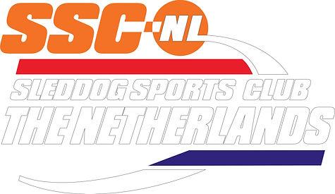 Logo sledehonden sport club nederland