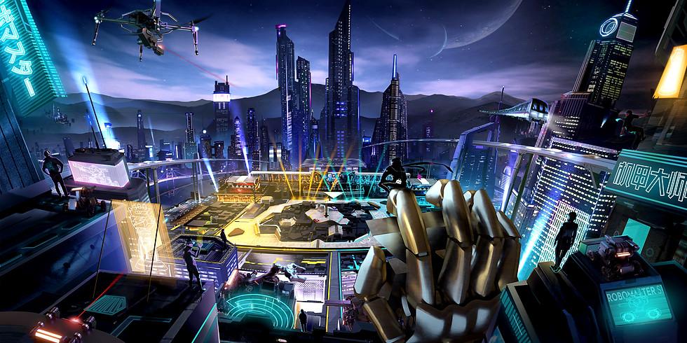 RoboMaster 2020