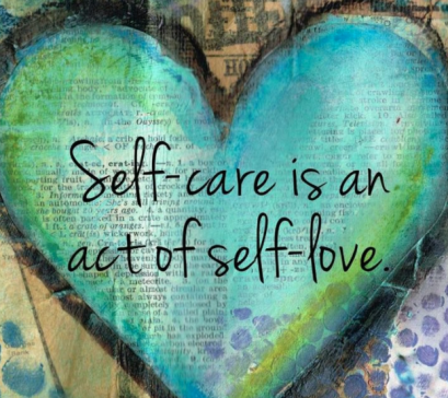 Don't Underestimate the Importance of Self-Care