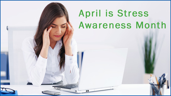 National Stress Awareness Month: Massage Can Help!