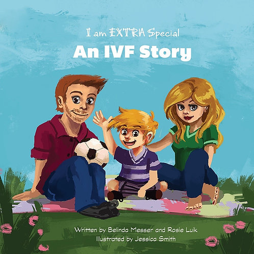 An IVF Story (Paperback)