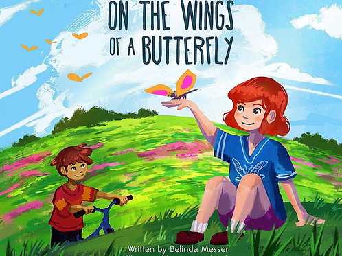 On the Wings of a Butterfly (Hardcover)