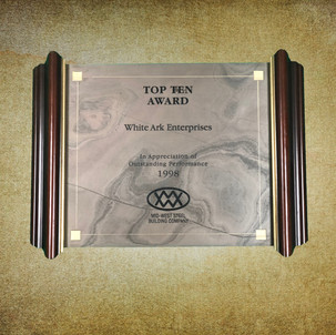 Top Ten Award 1998