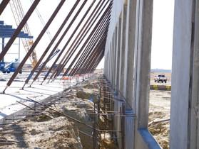 120K Warehouse Construction