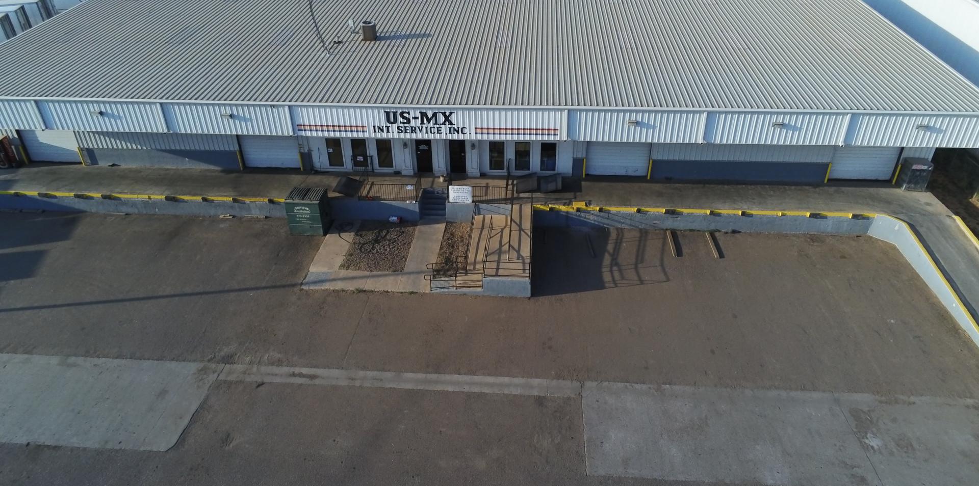Goma Warehouse