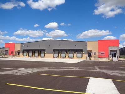 4G Warehouse in Laredo, TX
