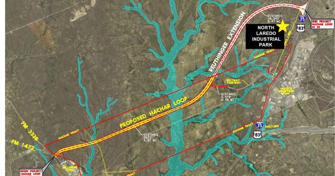 Proposed Hachar Loop