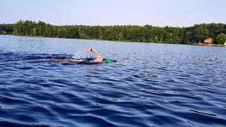 Open Water Swim Training