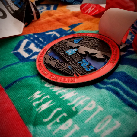 Racing Against my Shadows: IM 70.3 Worlds Race Recap