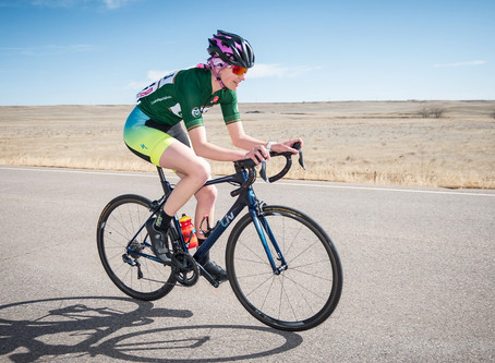 "Getting Sunburned instead of ""Frostbite"": Frostbite TT Race Recap"