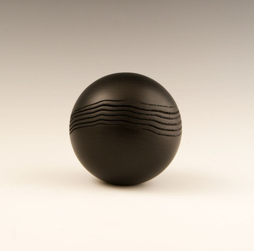 Sphere_noir_bande_sablé_noir.jpg