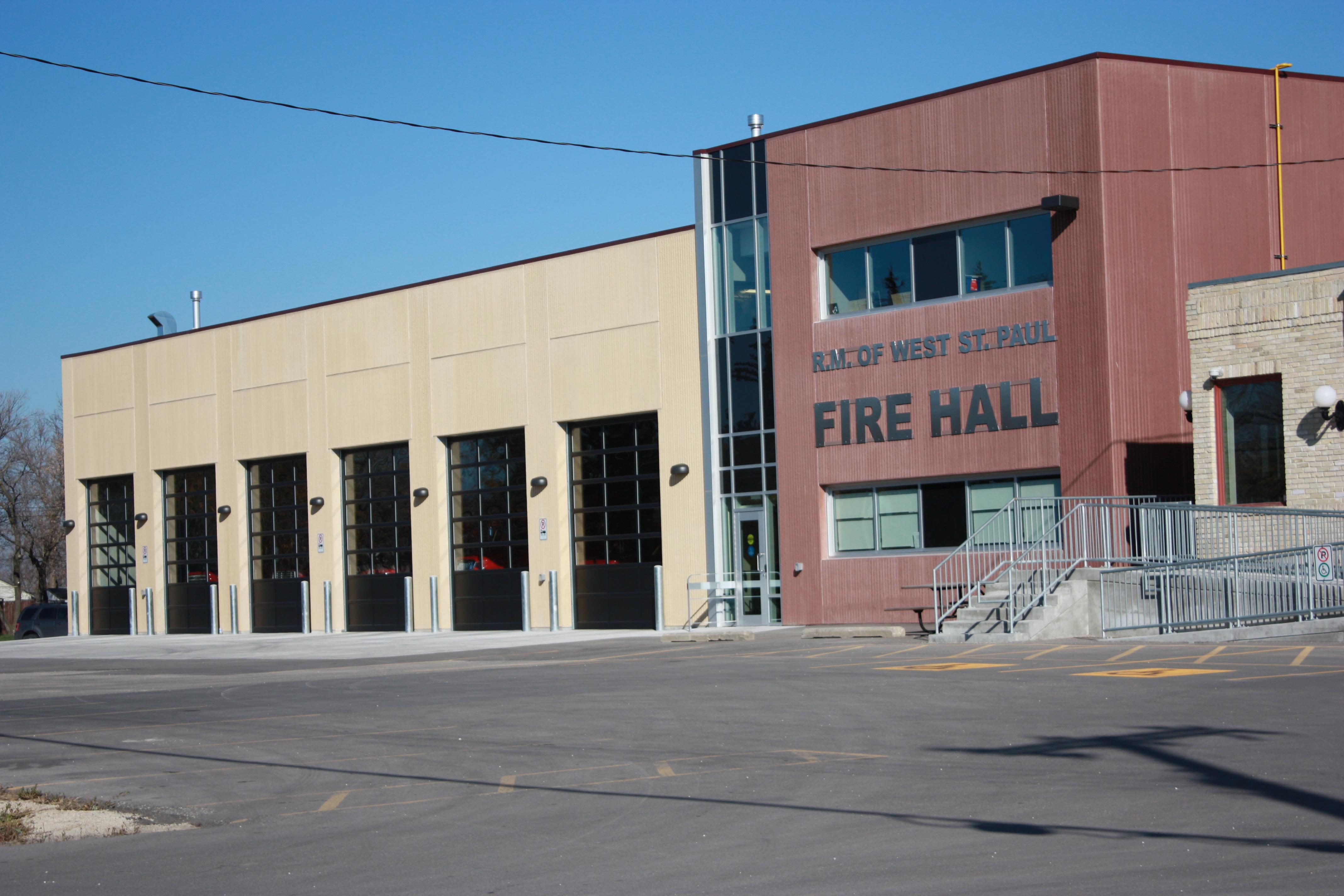 West St.Paul Fire Hall