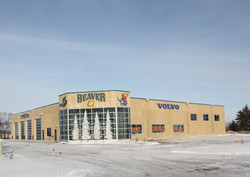 Beaver Truck Centre in Brandon