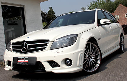 C63 AMG Stationwagon