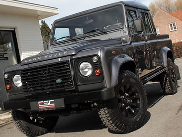 Defender 110 DCPU Pick-up
