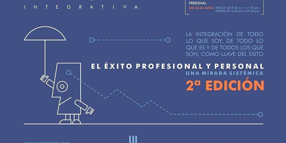 Taller: EL ÉXITO PROFESIONAL Y PERSONAL