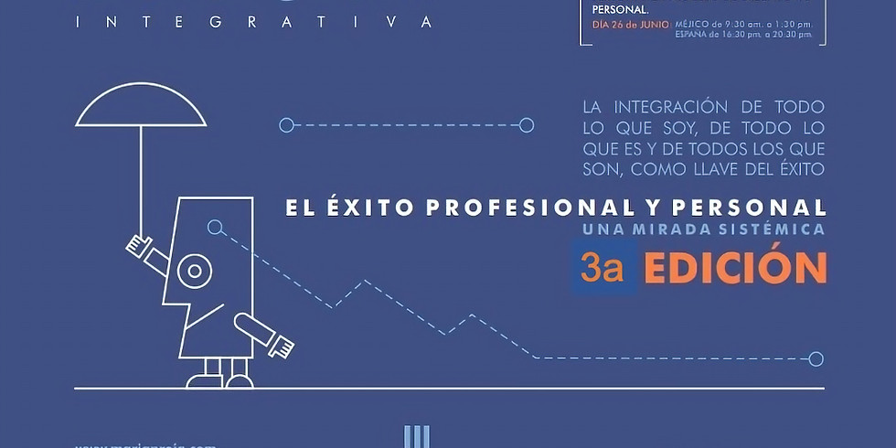 Taller: EL ÉXITO PROFESIONAL Y PERSONAL  - 3ra EDICIÓN