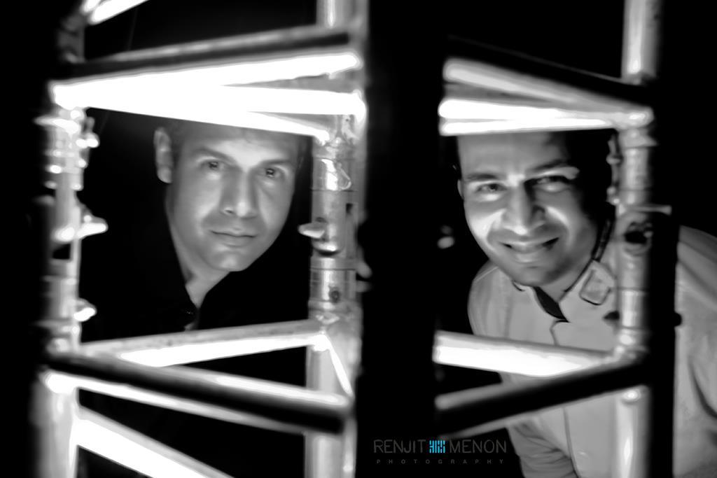 Sandeep & Sanjeev TRUSS SHOT