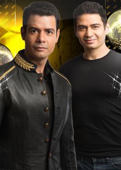 Sandeep Vyas & DJ Sanjeev Twitter ad page