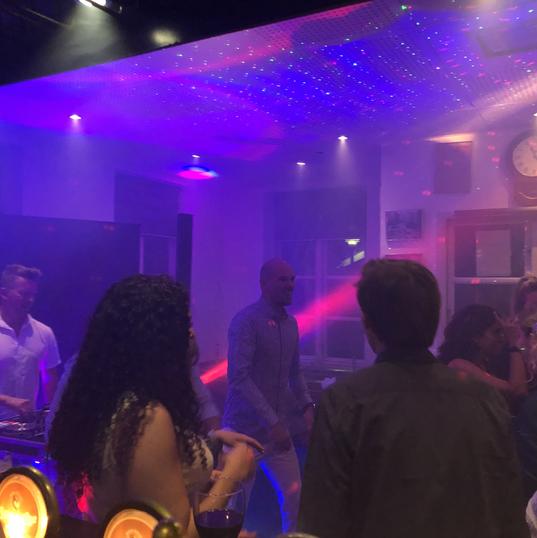 DJ til fest på Nybro kro