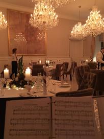Middag på Kokkedal slot