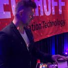 DJ for firmaet Beckhoff