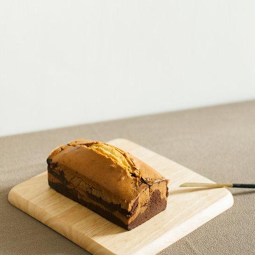 Nutella Loaf Cake