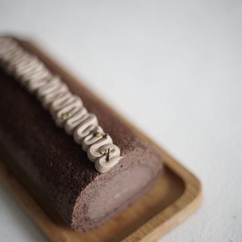 Choco Chiffon Roll