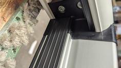 Kommerling door integral low aluminium threshold
