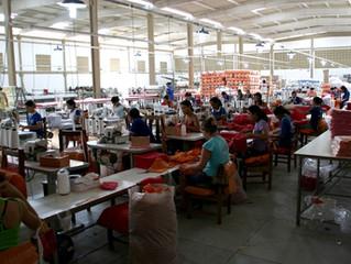 A importância da Produção na Indústria Textil