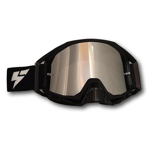 LY64 Super Wide Vision Pro Goggle Black