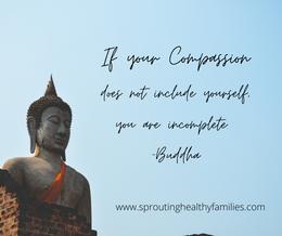 Make compassion a passion!