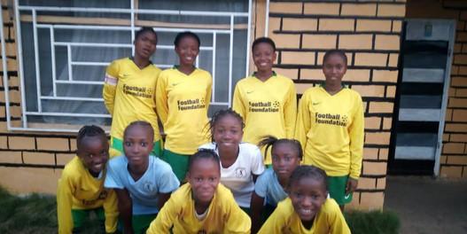 Girls in Sport soccer leagues