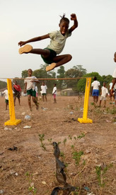 Jumping Higher  - Our Beneficiaries
