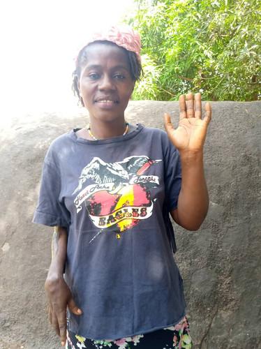 Mariama  - Community funding circle lead
