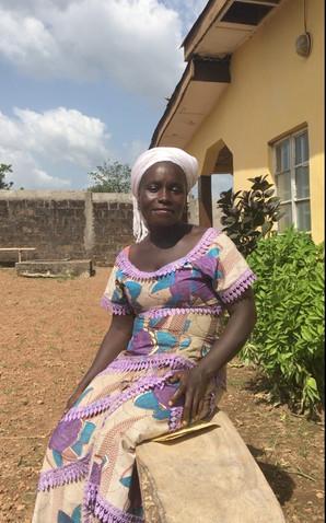 Zainab - Social Worker
