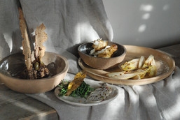 Ceramics Collaboration: Kana London