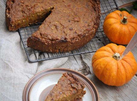 Naturally Sweet: Pumpkin Pie