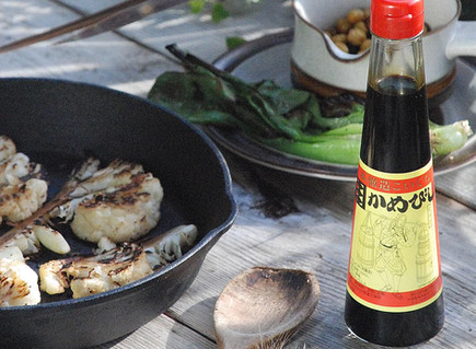 Article: Discovering Yamaroku Soy Sauce with Netflix and Samin Nosrat