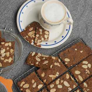 Naturally Sweet: Almond Thins