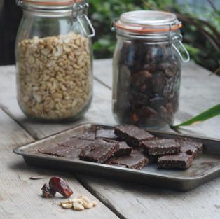 Naturally Sweet: Cacoa Protein Bars