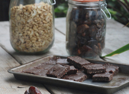 Naturally Sweet: Cacoa Protein Bars