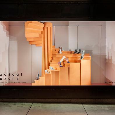 """""""Radical Luxury"""" Scheme: Window 7"""