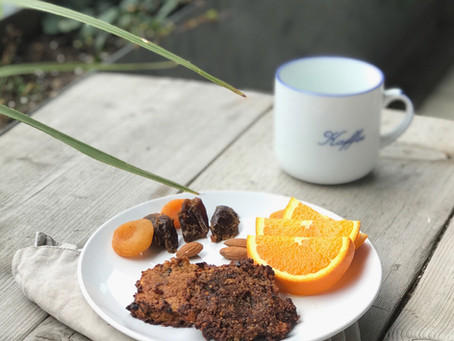 Naturally Sweet: Ginger Cookie
