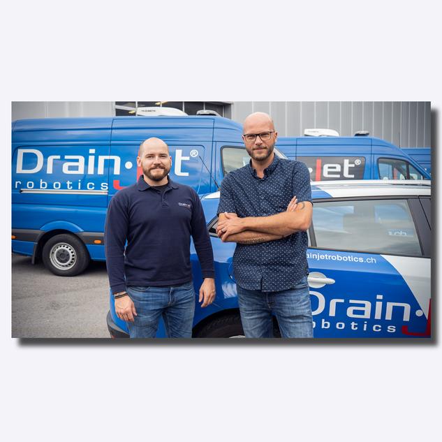 DrainJet Robotics AG, Lienz