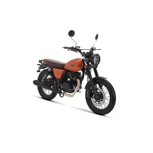 Mash 125 Seventy - Copper