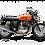 Thumbnail: Royal Enfield 650 Interceptor - Orange Crush