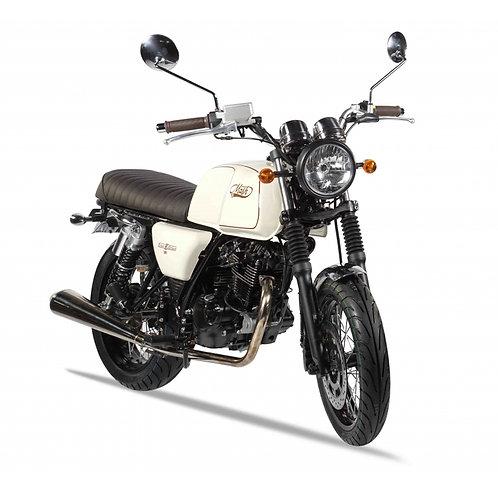 MASH 125cc Brown Edition