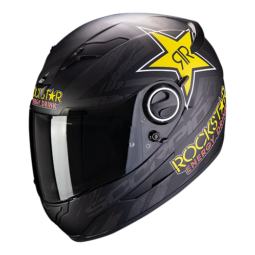 Casque SCORPION Exo-490 Rockstar